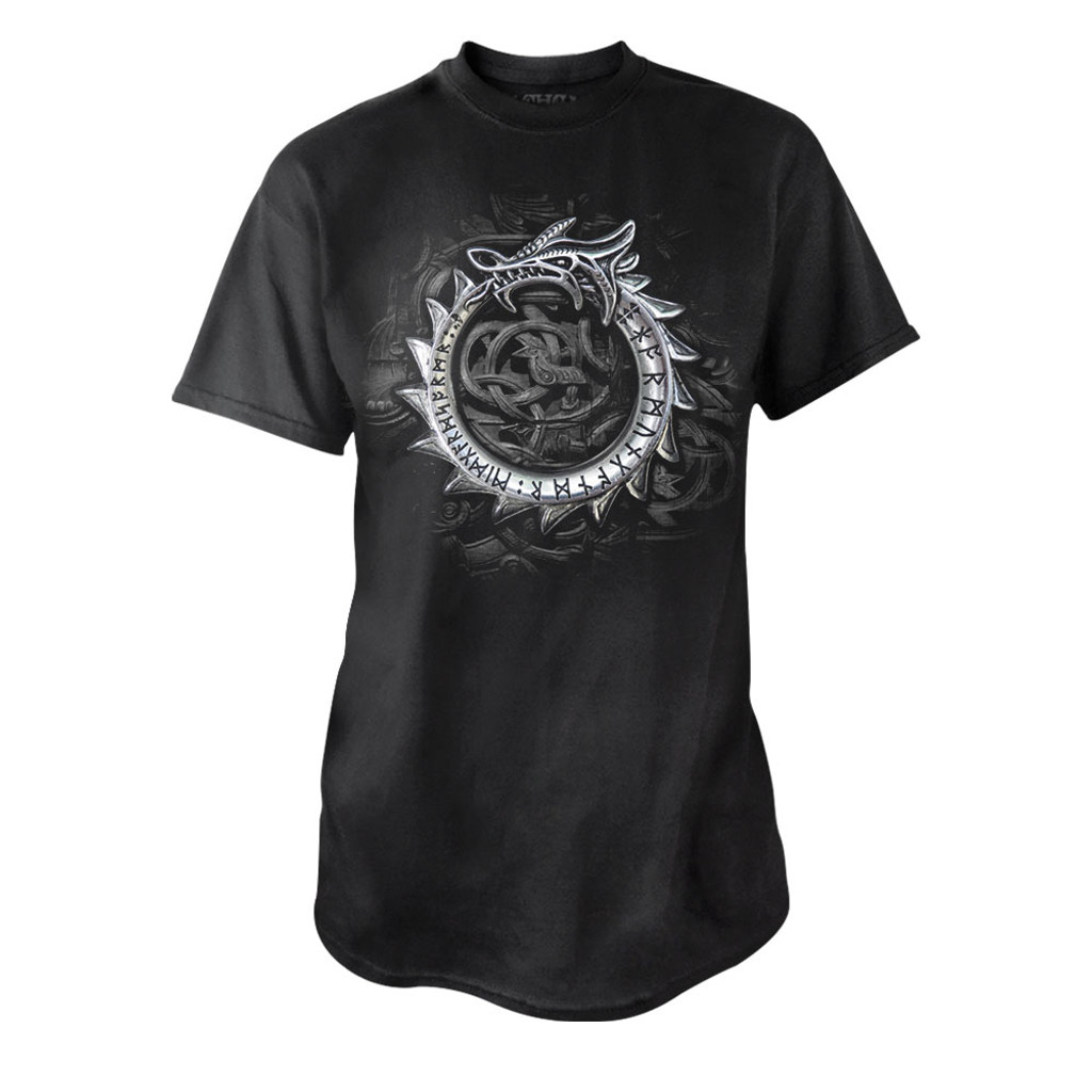 BT890 - Jormungand T-shirt