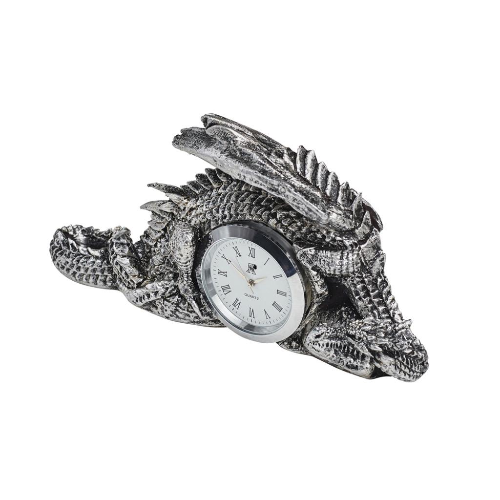 V46 - Dragonlore Desk Clock