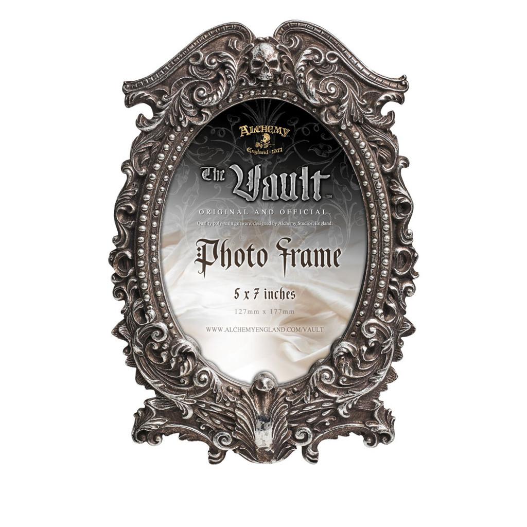V55 - Masque of the Black Rose Picture Frame