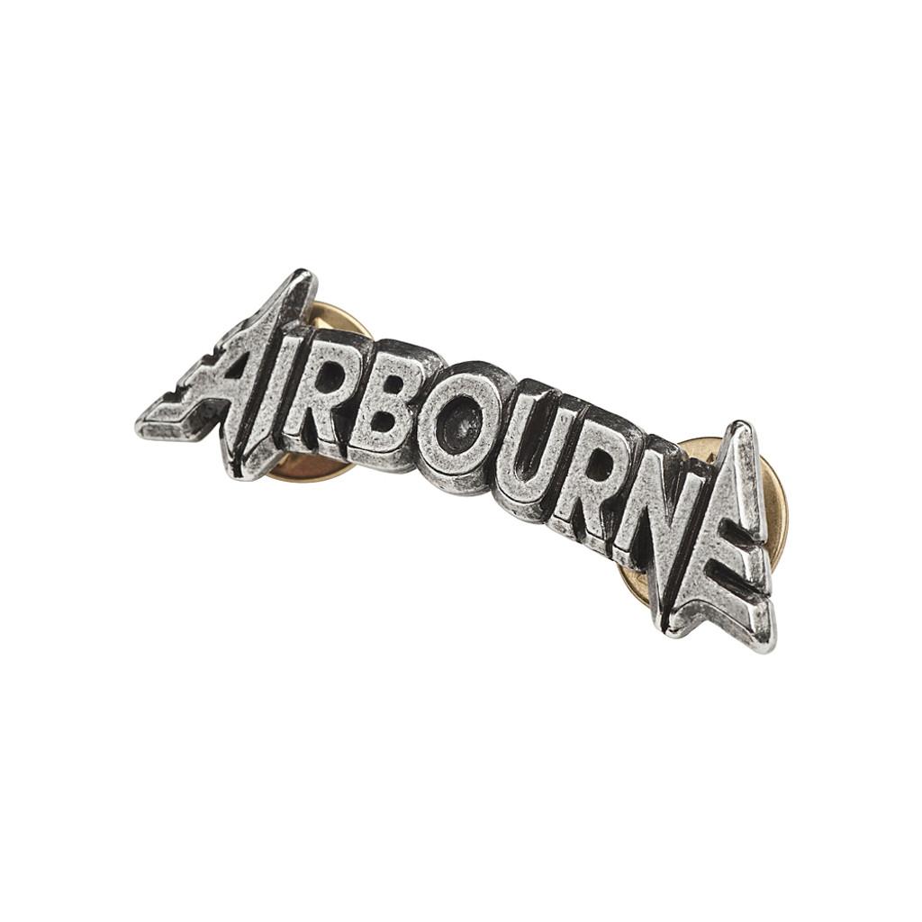 PC509 - Airbourne: Logo Pin