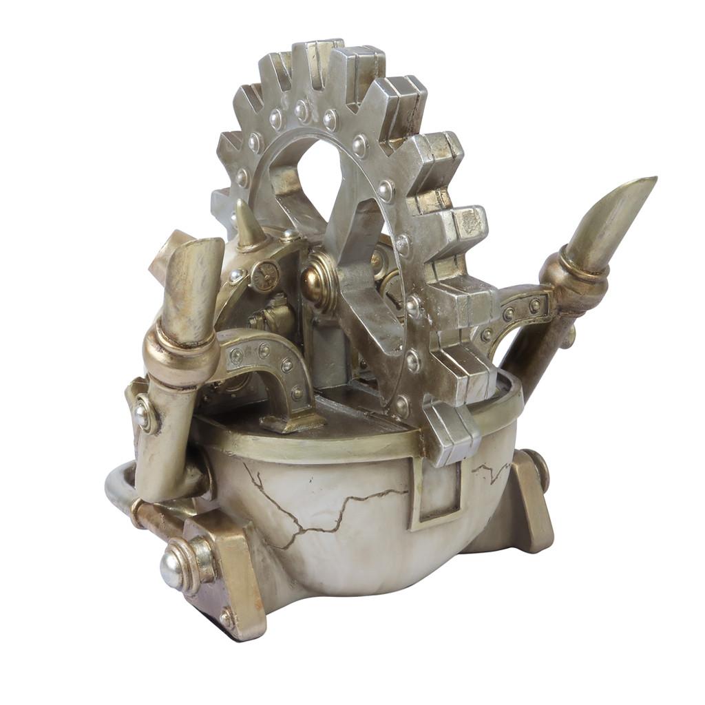 V73 - Steamhead Skull