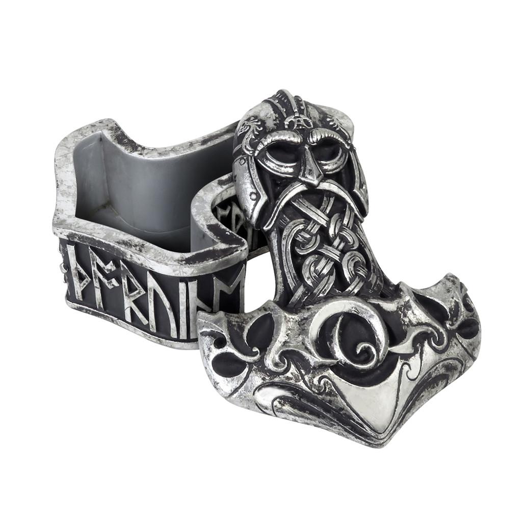 V79 - Thor's Hammer Trinket Box
