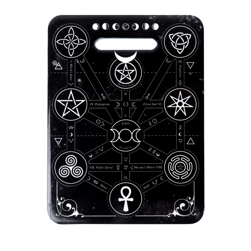 CT2 - Magic Symbols Cutting Board