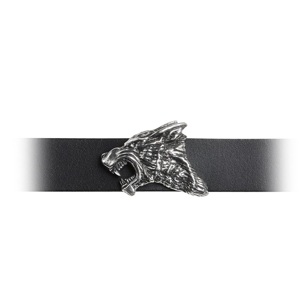 A132 - Dark Wolf Wrist Strap