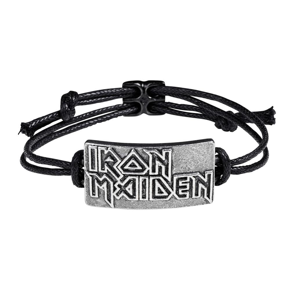 HRWL453 - Iron Maiden: Logo Bracelet
