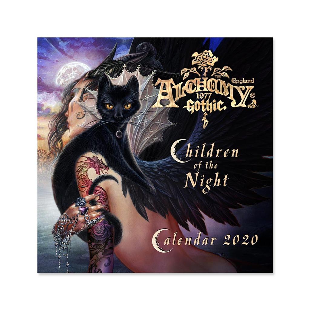 "Alchemy ""Children of the Night"" 2020 Calendar"