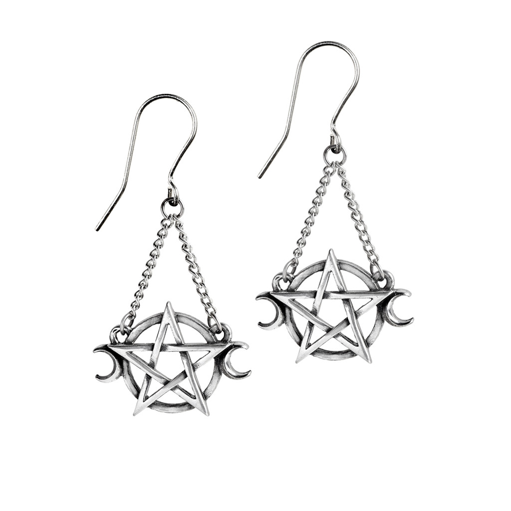 E430 - Goddess Earrings
