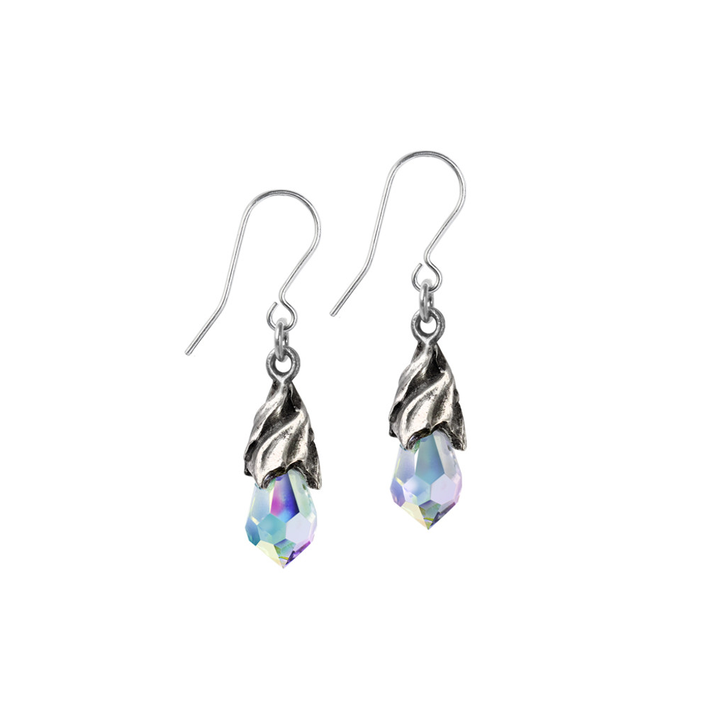 E437C - Empyrean Tear Earrings (Crystal)