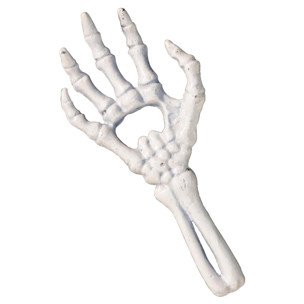 SBO1 - Skeletal Hand Bottle Opener