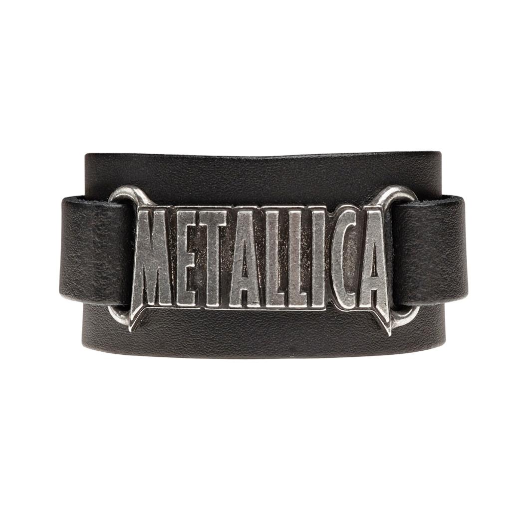 HRWL444 - Metallica Logo Wriststrap