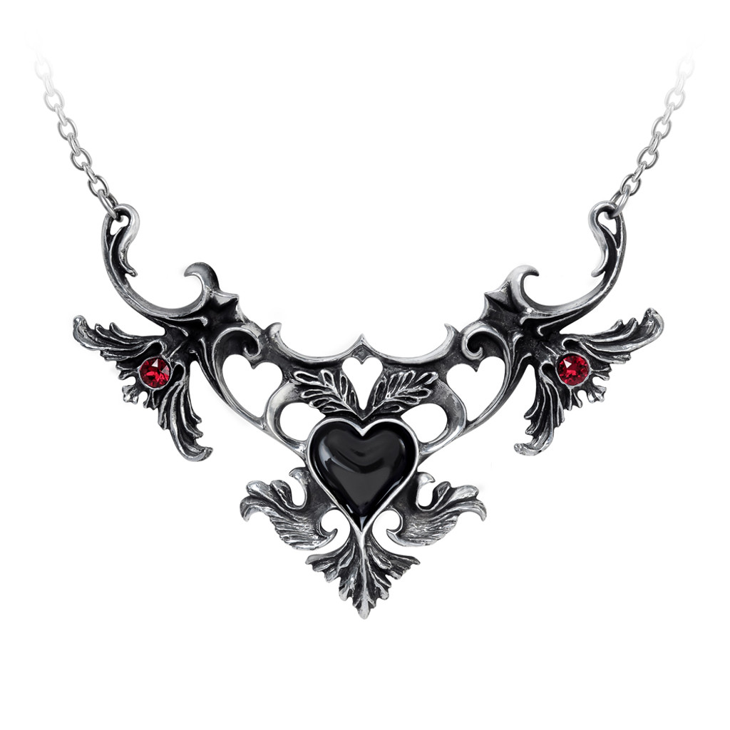 P907 - Mon Amour De Soubise Necklace