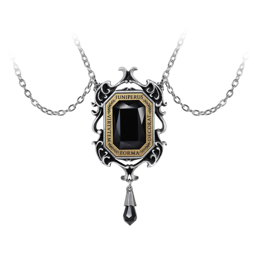 P909 - Baroque Beauty Necklace