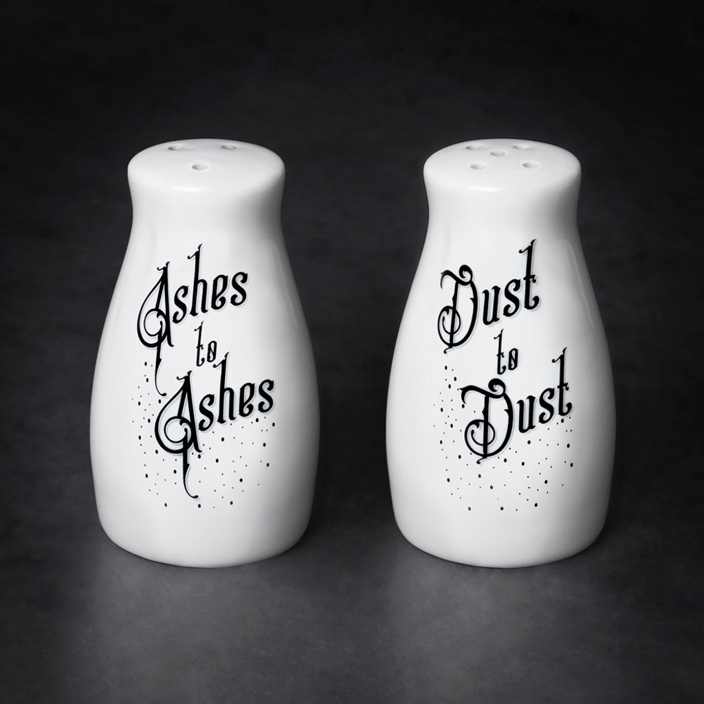 MRSP2 - Ashes and Dust Salt & Pepper set