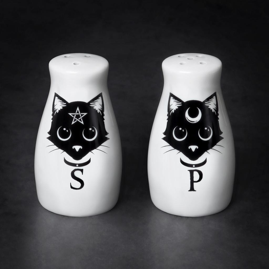 MRSP3 - Cats Salt & Pepper set