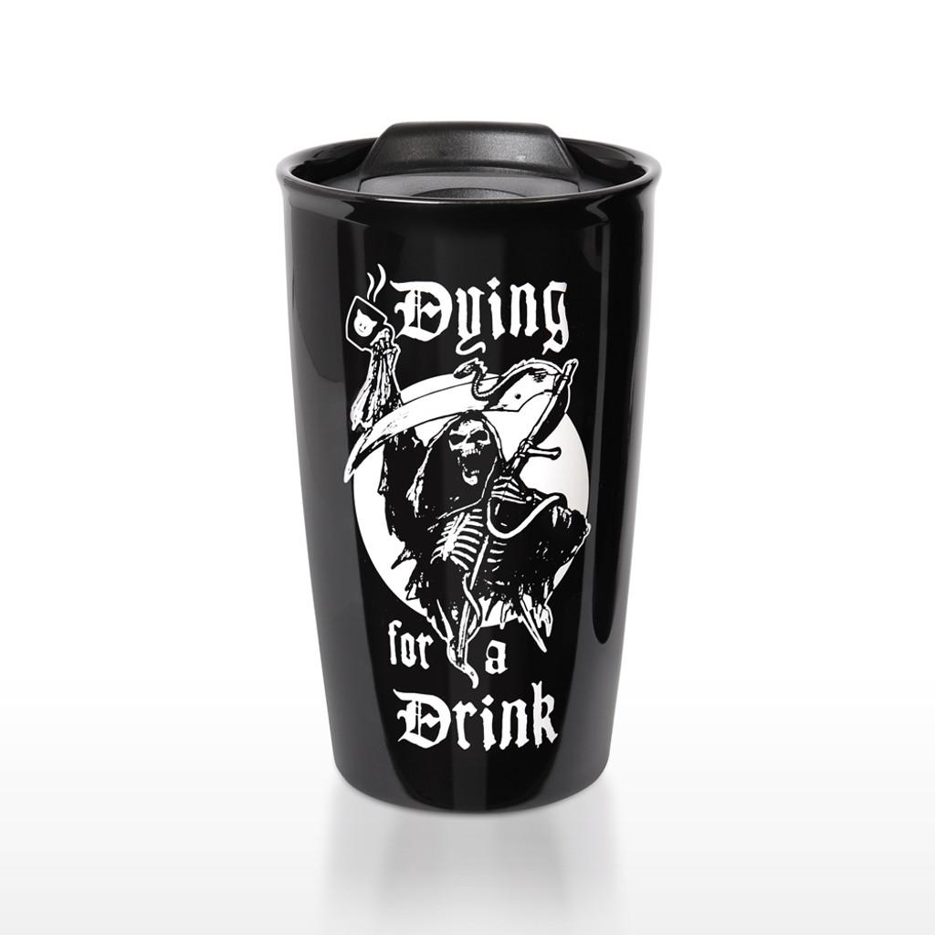 MRDWM5 -Dying for a Drink Double:Walled Mug