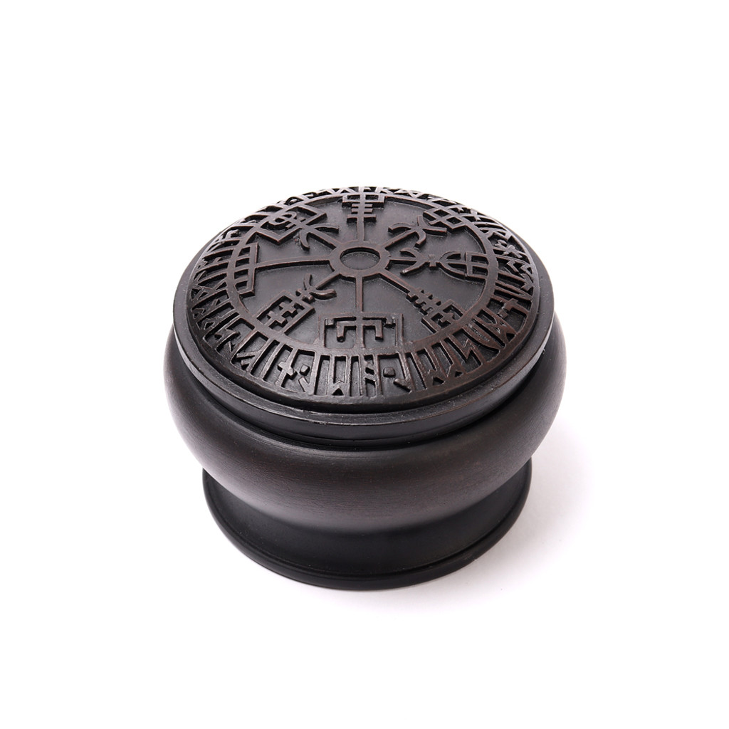 V102 - Vegvisir Box - Black