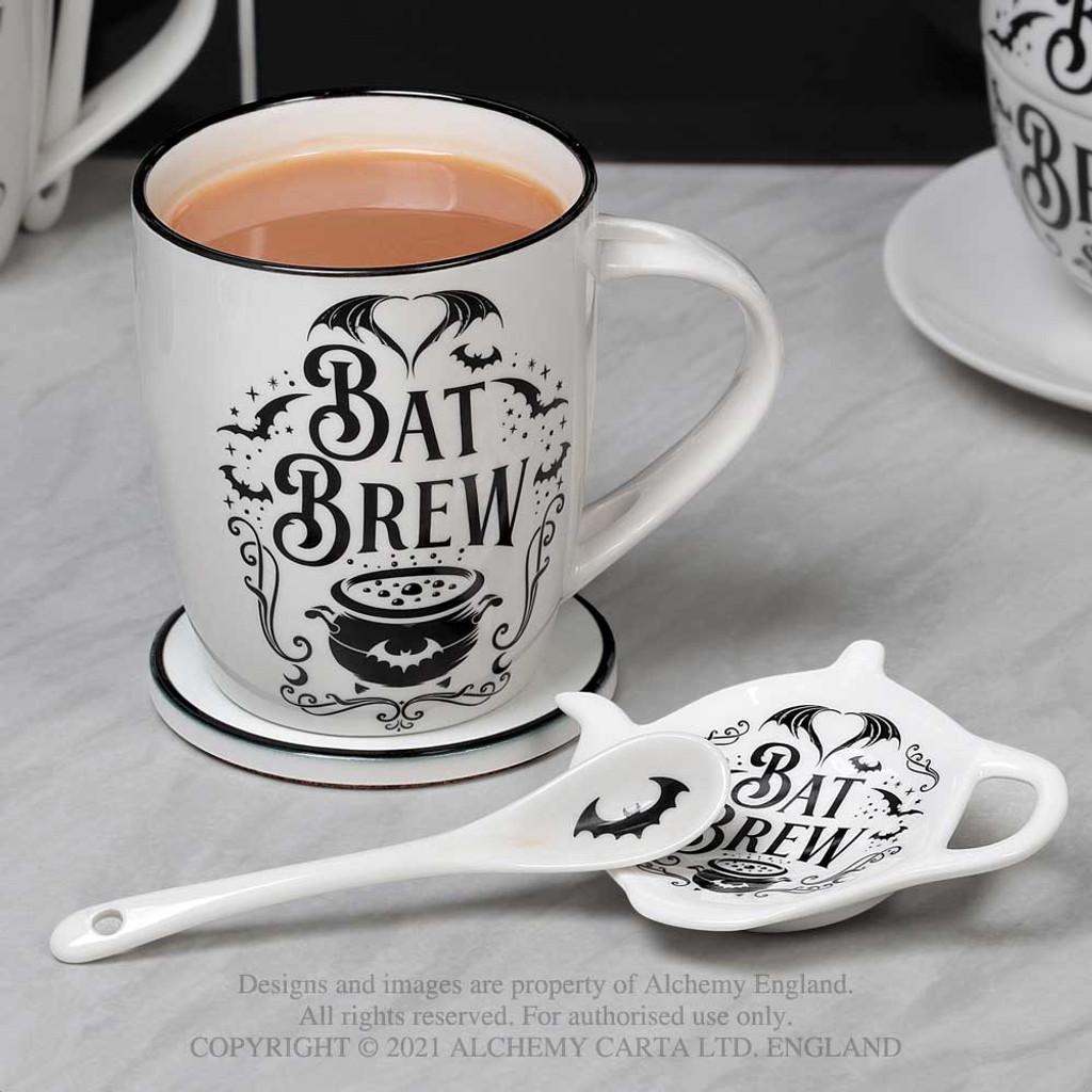 SR8 - Bat Brew Spoon Rest