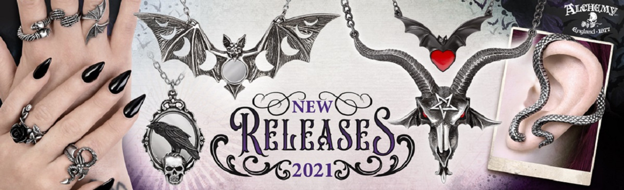 NEW 2021 RELEASES