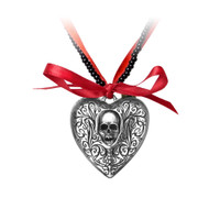 P496 - The Reliquary Heart Locket