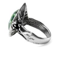 R120 - Absinthe Fairy Spirit Crystal Ring