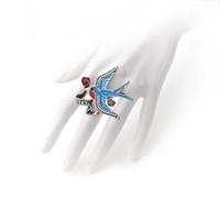ULFR4 - Swallow Love Ring