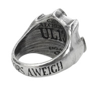 ULR9 - Anchors Aweigh Ring