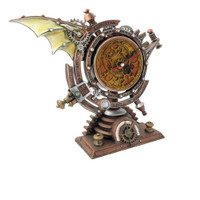 V15 - The Stormgrave Chronometer Clock