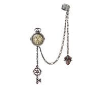 E349 - Uncle Albert's Timepiece Ear Cuff
