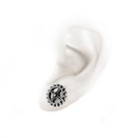 E353 - Industrilobe Earrings