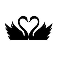 A110 - Black Swan Wriststrap