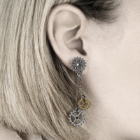 E371 - Machine Head Earrings