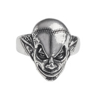 R213 - M'era Luna Evil Clown Ring