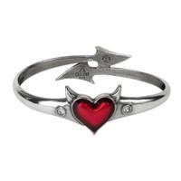 ULFA6 - Devil Heart Bangle