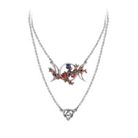 P785 - Wiccan Goddess Of Love Necklace