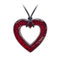 P803 - Love Over Death Pendant