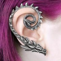 E412 - Ostrogoth Dragon Ear Wrap