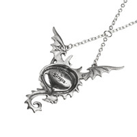 P832 - Eye of the Dragon Necklace