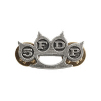 PC507 - 5 Finger Death Punch: Knuckle Duster Pin