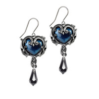 E414 - Affaire Du Coeur Earrings