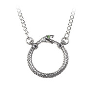 P853 - Sophia Serpent Necklace