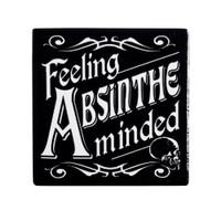 CC4 - Feeling Absinthe Minded Coaster