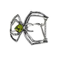 A134 - Emerald Venom Bracelet