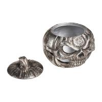 V93 - Pumpkin Skull Pot