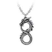 P916 - Infinity Dragon Pendant