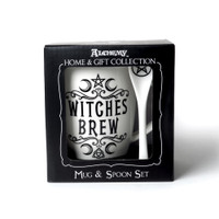 ALMUG16 - Witches Brew Cup and Spoon