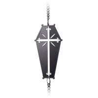 HD15 - Coffin & Cross Hanging Decoration