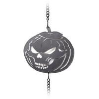 HD16 - Pumpkin Skull Hanging Decoration