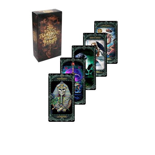 CARD7 - Alchemy Tarot Card Set