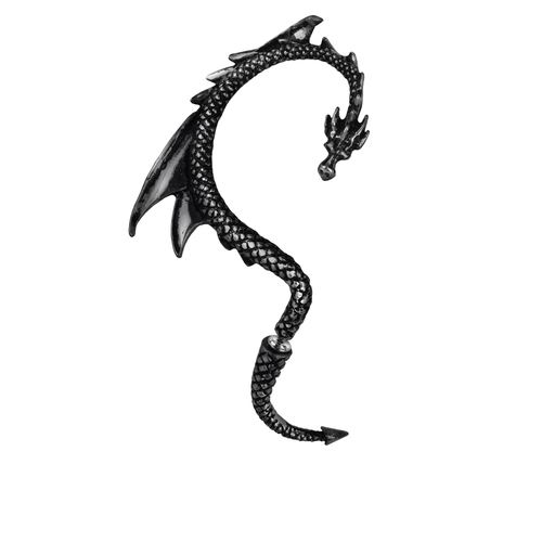 E274B - The Black Dragon's Lure Ear Wrap