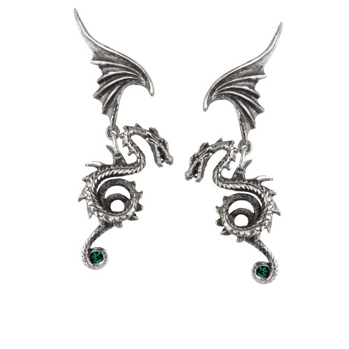 E286 - Bestia Regalis Earrings